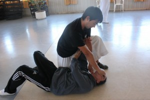 krav hagana training